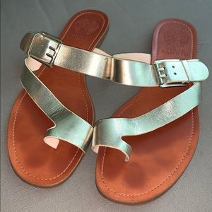 Vince Camino Tadd Leather Sandals